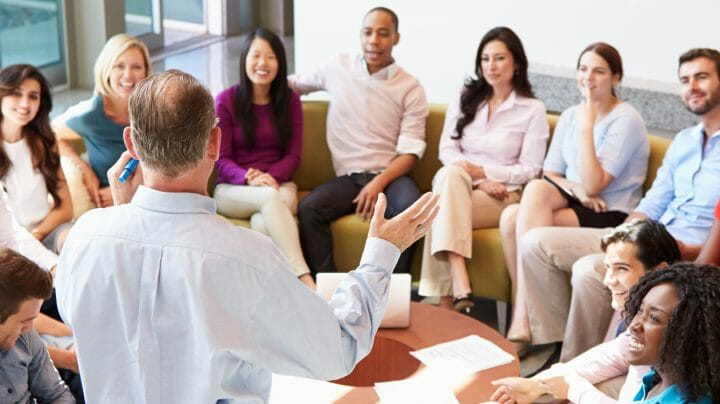 adult training in the workplace