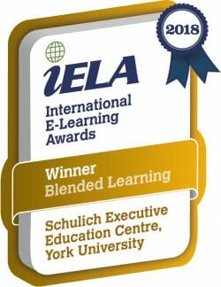 IELA awards logo